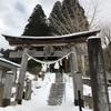 早池峰神社参拝