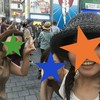 大阪観光 8月 外国人を案内