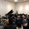 【ピアノフェアレポート】~三浦先生ピアノミニコンサート~