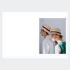 神戸発の帽子ブランドmature ha. からお届け物です。