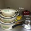 【お鍋好き】お鍋1つでペンネアラビアータ・・・と言いつつお鍋は結構持っている