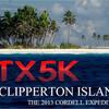 TX5K on 40m CW
