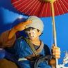 『ドラゴンボール』ワールドフィギュアコロシアム孫悟空、傘、服のシワ、顔・・・すべてにおいてプライズ級を超えている!!
