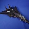"1/72 Scale F-14D Vandy one ""Black Bunny"" 制作完成"