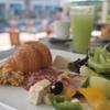 充実した朝食はやっぱりフランス系!?@グランドメルキュール・パトン