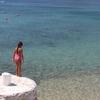 ギリシャの10日間の夏のバカンスを「パラダイスビーチ」で過ごす