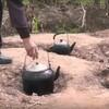 59年間燃続けている地下からの火(中国)とか黒点数ゼロの日が1週間となり大量のカラスが飛び回る