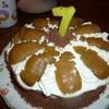 様々なお祝い事が多い我が家の5月は、メタボにマッシグラだね ^^!