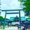 柿崎実少佐のお誕生日なので靖国神社に行ってきた