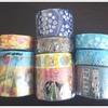 名古屋港水族館で購入したマスキングテープ