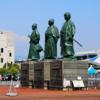 【高知旅行】桂浜、高知城。豊かな自然と国の重要文化財を楽しんだ後は美味しい鯨料理を
