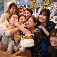【スザンヌの妹マーガリンの子育てin熊本】ホームパーティー☆青春のお誕生日会 後編♡