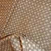 着物生地(95)枡模様織り出し泥大島紬3