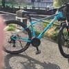 自転車と、春