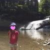 粟又の滝からの遊歩道