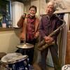 50年前のジャズ仲間、鉾立勝さん