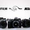 FUJIFILM ≒ Nikon