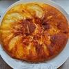 〈朝食〉フライパンで簡単 カラメルアップルケーキ作り 〈実験〉大根記録①