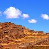 ペルー『聖なる谷』めぐり インカの遺跡、ピサックとオリャンタイタンボを散策
