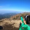 高隈山ピークハントって意外とタフなトレイル