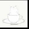 ミニマリストを目指すブログ綾波シュージさんの『minami cafe』のアイコン描いたよ