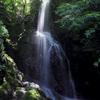 岡山県 真庭市(旧勝山町) 谷山川の滝