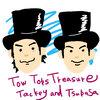 タッキー&翼/Two Tops Treasureについて語るの巻まき