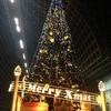 2016 京都駅ビル大階段のクリスマスツリーを楽しもう♪