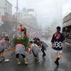 「佐久の季節便り」、岩村田の祇園祭、圧巻は「子ども神輿・お水渡し」…。