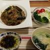 2017/10/08の夕食