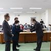 16日、県政つくる会がコロナ対策で県に第二次申し入れ