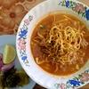 チェンマイ昼麺部 その5 旧市街 カオソーイ食べるならここ!カオソーイ クン ヤーイ