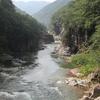 龍王峡~ 日光国立公園内