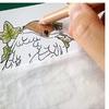 【花鳥風月 ぬり絵帖】を塗る 小鳥たち2