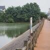 敷縄池(福岡県糟屋)