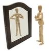 「毎日鏡を見て」痩せる