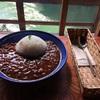 名勝 瀞峡で味わう瀞ホテルのハヤシライス<奈良県・十津川村>