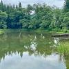 釜ヶ島池(山形県米沢)