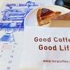 TERA COFFEE(テラコーヒー) @白楽 2020年もテラカレンダーでスタート