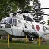海上自衛隊 回転翼機の展示機