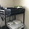PlayStation4(CUH-1200AB02)にSSDを外付けして速度を測った。