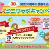 三幸製菓|発売30周年記念!愛してミニサラダキャンペーン