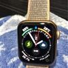 Apple watch:バンドと重さとバッテリー