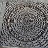 バルセロナのマンホールの蓋(3)