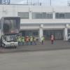 【オホーツク紋別空港 流氷タッチ NH376便搭乗記】並んで飛ぶ飛行機を発見!
