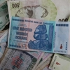 ジンバブエには現金がない?ジンバブエドルと米ドルを使い分ける生活。