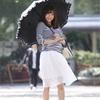 日傘コーデ☀️ゴーヤチャンプル🍚