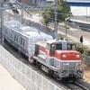 甲種輸送 at 高島水際線公園 - 阿武隈急行AB900系