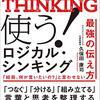 【新刊】 最強の伝え方 久保田康司の使うロジカルシンキング