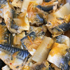 鯖と大根のキムチ煮